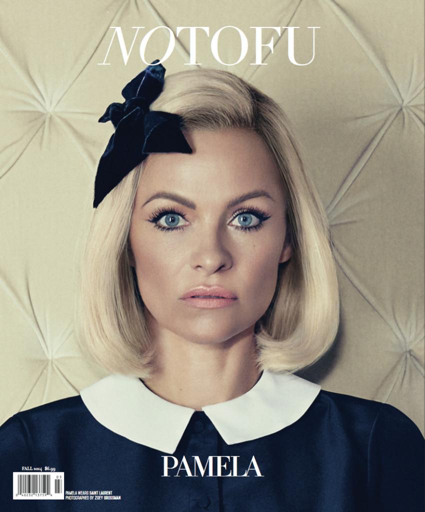 NO TOFU FALL 2014 Cover